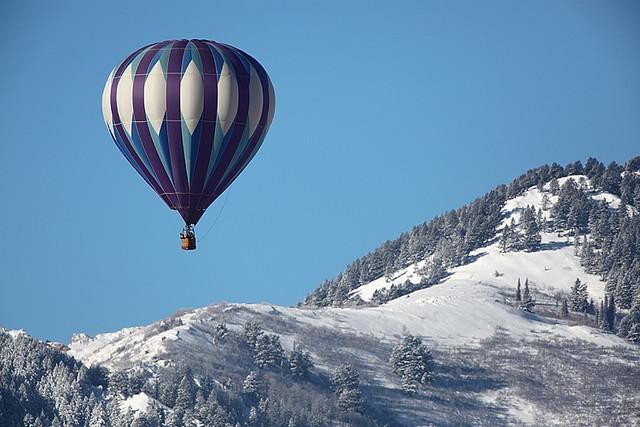 Экспедиция на воздушном шаре