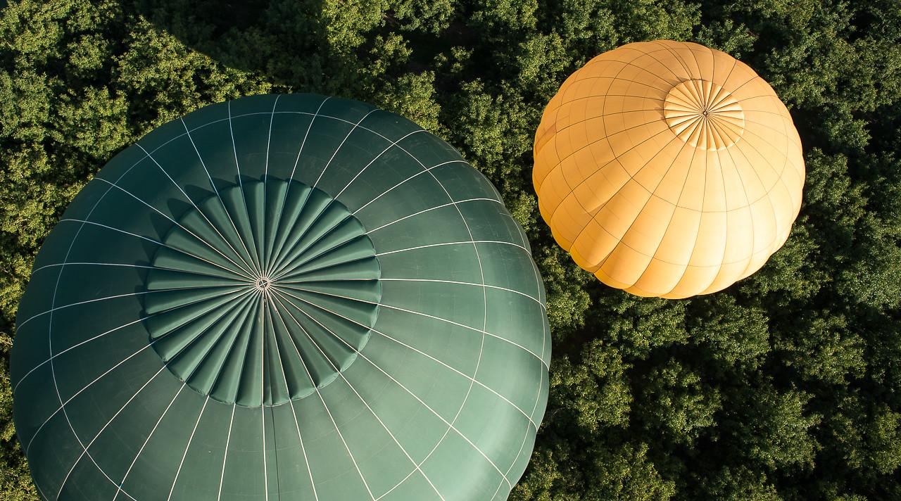 Полеты на воздушных шарах и дирижаблях