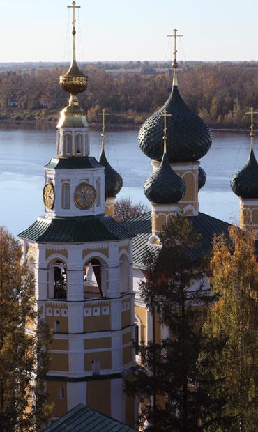 Полеты над монастырями